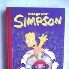 Cómics: SUPER SIMPSON - Nº 8 - 1ª EDICION 2003 - EDICIONES B. Lote 32594929