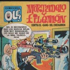 Cómics: COLECCION OLÉ. MORTADELO Y FILEMON. 153-M.88 1º EDICION. Lote 32618112