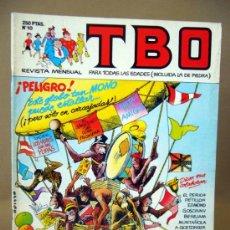 Cómics: COMIC, TBO, BRUGUERA, Nº 10, 1988. Lote 32637194