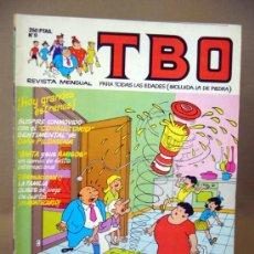 Cómics: COMIC, TBO, BRUGUERA, Nº 9, 1988. Lote 32637209