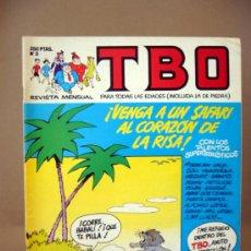 Cómics: COMIC, TBO, BRUGUERA, Nº 3, 1988. Lote 32637229