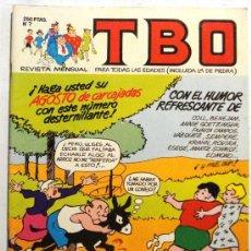 Cómics: TBO - Nº 7 EDICIONES B. Lote 32619514
