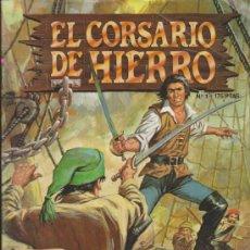 Cómics: EL CORSARIO DE HIERRO Nº 1. E. HISTÓRICA.. Lote 32807018