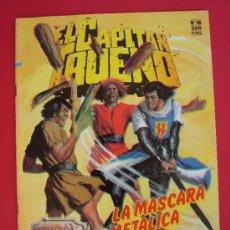 Cómics: EL CAPITAN TRUENO Nº 90. EDICION HISTORICA, EDICIONES B, AÑO 1988. 200 PESETAS. VER FOTOS. Lote 32904193