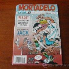 Cómics: MORTADELO EXTRA Nº 23 ED. B. CON SPORTY Y DR. PACOSTEIN - REFª (JC). Lote 32865629
