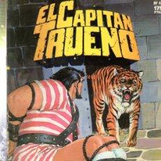 Cómics: TEBEO EL CAPITÁN TRUENO, Nº 44, EDICIÓN HISTÓRICA, ENIGMA EN LA ISLA. Lote 32866724