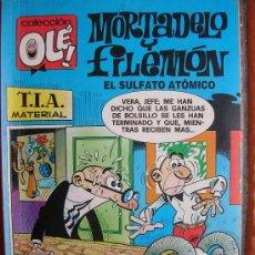 Comics : MORTADELO Y FILEMON Nº 139 . Lote 32926108