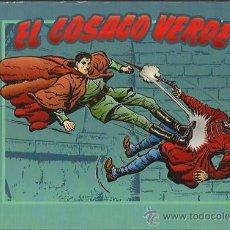 Cómics: EL COSACO VERDE TOMOS FASCIMIL ( B ) ORIGINAL 1995 COMPLETA. Lote 32957675