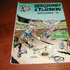 Cómics: MORTADELO Y FILEMÓN, COLECCIÓN OLÉ Nº 11, GATOLANDIA - 76 - REFª (JC) . Lote 33029930