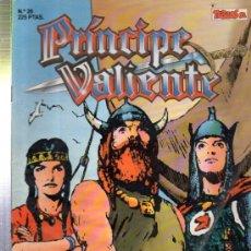 Cómics: TEBEO PRÍNCIPE VALIENTE, Nº 26, EDICIÓN HISTÓRICA, EDICIONES B. Lote 33071512