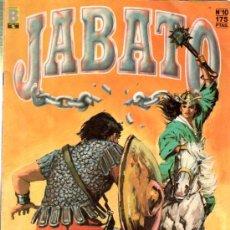 Cómics: TEBEO JABATO, Nº 10, LA ASTUCIA DE DILMA, EDICIÓN HISTÓRICA, EDICIONES B. Lote 33071522