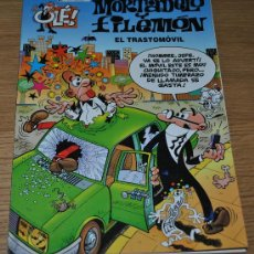 Cómics: MORTADELO Y FILEMON Nº136.EL TRASTOMOVIL.COLECCION OLE.(1ª ED FEB-98). Lote 33089343