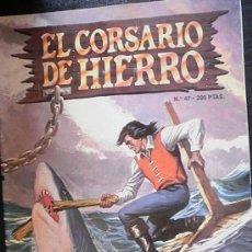 Cómics: EL CORSARIO DE HIERRO: LA ESTELA DE COURAGE Nº 47 EDICONES B. Lote 33152497