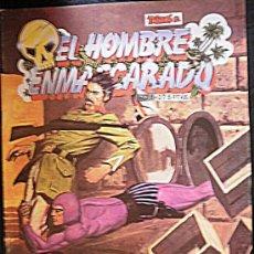 Cómics: EL HOMBRE ENMASCARADO: ¡REVOLUCIÓN EN BANGALLA! Nº 28 EDICONES B. Lote 33153840