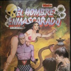 Cómics: EL HOMBRE ENMASCARADO: PESADILLA EN ZABADABAH Nº 27 EDICIONES B. Lote 33153851