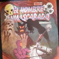 Cómics: EL HOMBRE ENMASCARADO: EN LA BOCA DEL LOBO Nº 25 EDICIONES B. Lote 33153966