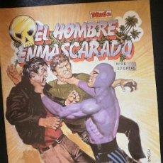 Cómics: EL HOMBRE ENMASCARADO: EL ENIGMA DEL PANTANO Nº 26 EDICIONES B. Lote 33154005