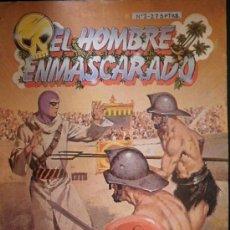 Cómics: EL HOMBRE ENMASCARADO: LA SALVAJE AKBAR Nº 3 EDICIONES B. Lote 90707215