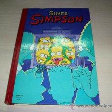 Cómics - SUPER SIMPSON Nº 3 EDICIONES B TAPA DURA - 33255668