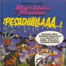 Cómics: GRANDES DEL HUMOR. MORTADELO Y FILEMON. LOS SIMPSONS, BARTMAN. 9 TOMOS TAPA DURA . Lote 33330574