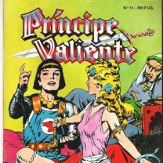 Cómics: PRINCIPE VALIENTE Nº 14 TEBEOS SA EDICIONES B. Lote 33499780