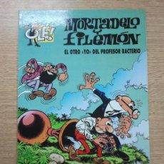Cómics: MORTADELO Y FILEMON EL OTRO YO DEL PROFESOR BACTERIO (OLE #74) 5ª EDICION 2005 RUSTICA. Lote 33737914