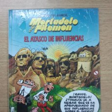MORTADELO Y FILEMON ATASCO DE INFLUENCIAS (MAGOS DEL HUMOR) CARTONE