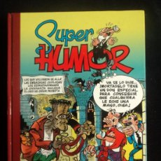 Cómics: MORTADELO Y FILEMON. SUPER HUMOR. Nº 8. Lote 33756198