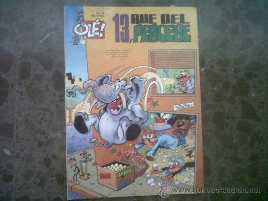 13 RUE DEL PERCEBE, Nº 10, 2ª EDICIÓN 1999 (Tebeos y Comics - Ediciones B - Humor)