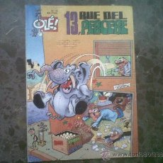 Cómics: 13 RUE DEL PERCEBE, Nº 10, 2ª EDICIÓN 1999. Lote 33775056