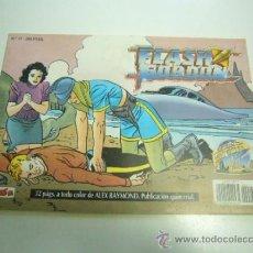 Cómics: FLASH GORDON Nº 17 EDICION HISTORICA EDICIONES B TEBEOS SA 1988 E5. Lote 34159350