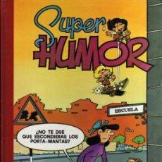 Cómics: ZIPI Y ZAPE - ESCOBAR - SUPER HUMOR Nº 2 - EDICIONES B. Lote 34491350