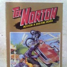Cómics: TEX NORTON -RAREZA QUE CONTIENE LOS Nº 7, 8, 9 Y 10 REPETIDO-. Lote 34391233