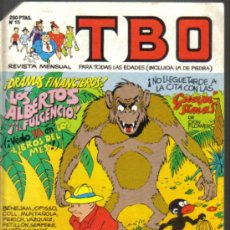 Cómics: TBO Nº 15 EDICIONES B 1988. Lote 34405590