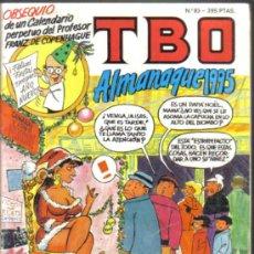 Cómics: TBO ALMANAQUE 1995. EDICIONES B.. Lote 34405676