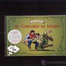 Cómics: EL CORSARIO DE HIERRO, COMIC ZETA , HOMENAJE A LOS TEBEOS DE HOY Y DE SIEMPRE. Lote 34427494