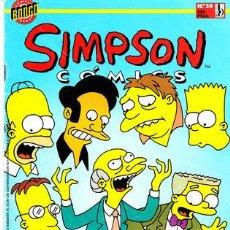 Cómics: COMIC SIMPSON Nº 30 EDICIONES B -BONGO GROUP-1998. Lote 34436986