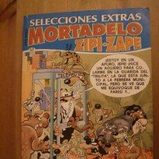 Comics : SELECCIONES EXTRAS MORTADELO Y ZIPI-ZAPE Nº 10. EDICIONES B.. Lote 34509407