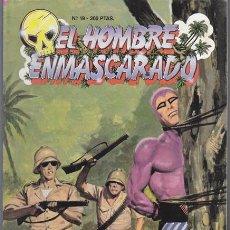 Cómics: EL HOMBRE ENMASCARADO 19, LOS DIAMANTES DE KIMBERLY – EDICION HISTORICA EDICIONES B PHANTOM SY BARRY. Lote 34544720