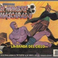 Cómics: EL HOMBRE ENMASCARADO 35, LA BANDA DEL CIELO – EDICION HISTORICA EDICIONES B PHANTOM SY BARRY LEE FA. Lote 34544795