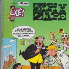 Cómics: COMIC OLÉ! ZIPI Y ZAPE Nº 42 ( ESCOBAR ) FORMATO GRANDE 1997. Lote 34637768