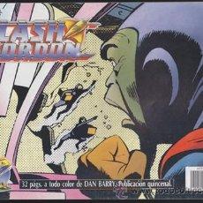 Cómics: FLASH GORDON 42, DAN BARRY - EDICION HISTORICA TEBEOS EDICIONES B. Lote 34720181