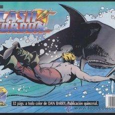 Cómics: FLASH GORDON 41, DAN BARRY - EDICION HISTORICA TEBEOS EDICIONES B. Lote 34720189