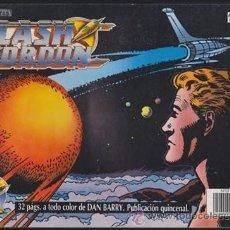 Cómics: FLASH GORDON 27, DAN BARRY - EDICION HISTORICA TEBEOS EDICIONES B. Lote 34720205