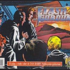 Cómics: FLASH GORDON 26, DAN BARRY - EDICION HISTORICA TEBEOS EDICIONES B. Lote 34720214