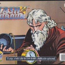Cómics: FLASH GORDON 25, DAN BARRY - EDICION HISTORICA TEBEOS EDICIONES B. Lote 34720217