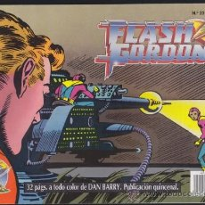 Cómics: FLASH GORDON 23, DAN BARRY - EDICION HISTORICA TEBEOS EDICIONES B. Lote 34720223