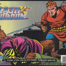 Cómics: FLASH GORDON 22, DAN BARRY - EDICION HISTORICA TEBEOS EDICIONES B. Lote 34720228