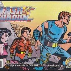 Cómics: FLASH GORDON 21, DAN BARRY - EDICION HISTORICA TEBEOS EDICIONES B. Lote 34720231