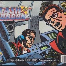 Cómics: FLASH GORDON 19, DAN BARRY - EDICION HISTORICA TEBEOS EDICIONES B. Lote 34720245